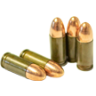 Barnaul 9mm fmj 115 grain